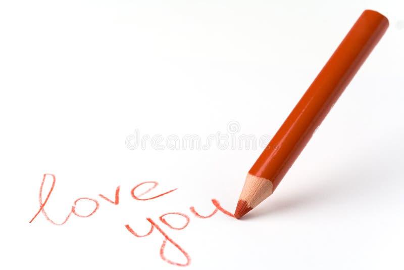 αγάπη εσείς στοκ εικόνες