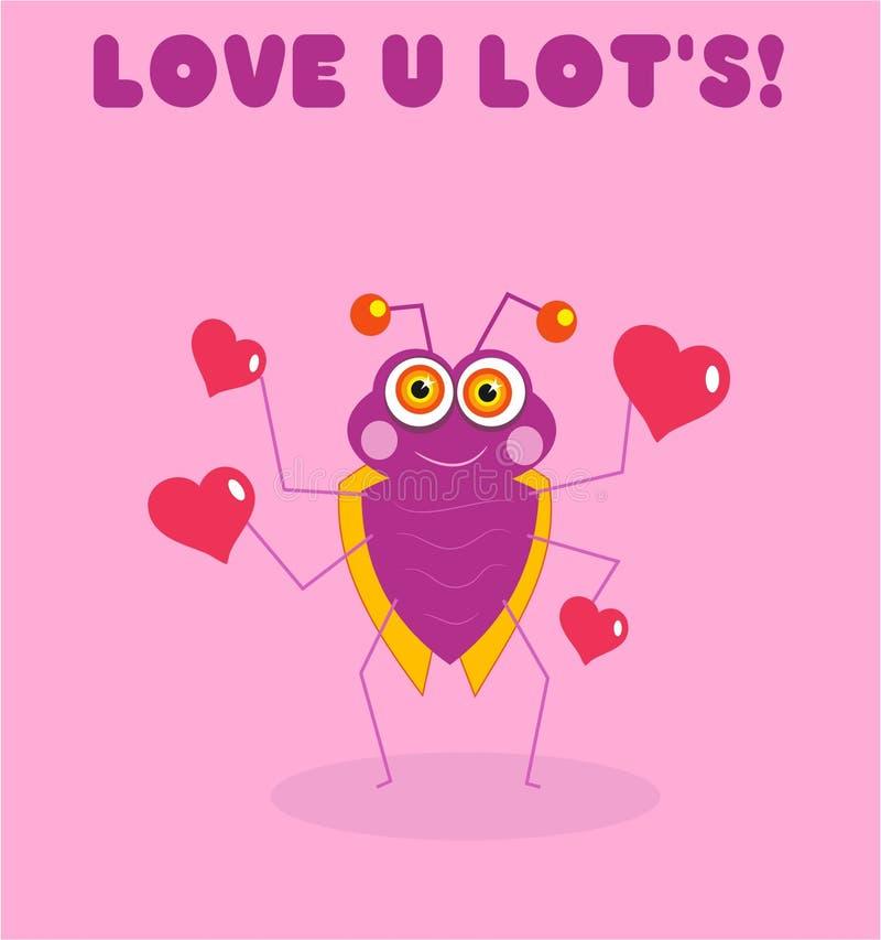 Download αγάπη προγραμματιστικού &lambd Διανυσματική απεικόνιση - εικονογραφία από φύση, cartoon: 89197