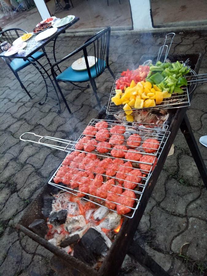 Αγάπη τροφίμων διασκέδασης στοκ εικόνα