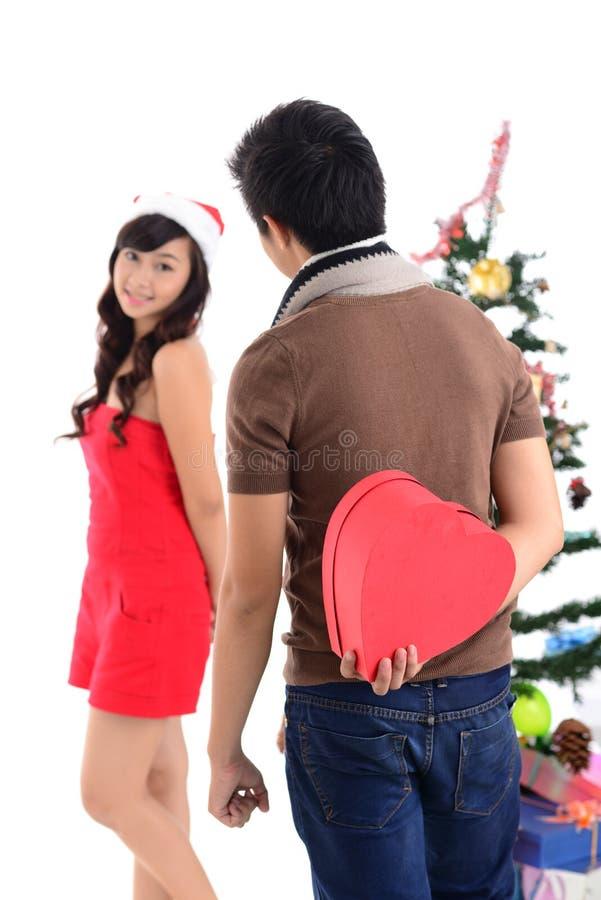 Αγάπη Χριστουγέννων στοκ φωτογραφία με δικαίωμα ελεύθερης χρήσης