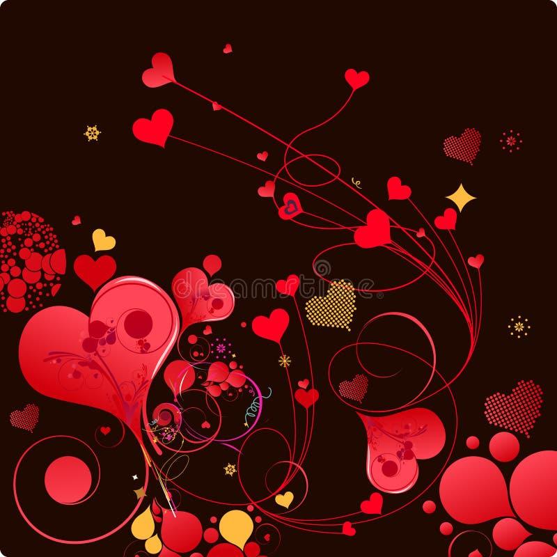 Download αγάπη απεικόνιση αποθεμάτων. εικονογραφία από πρότυπο - 13184770