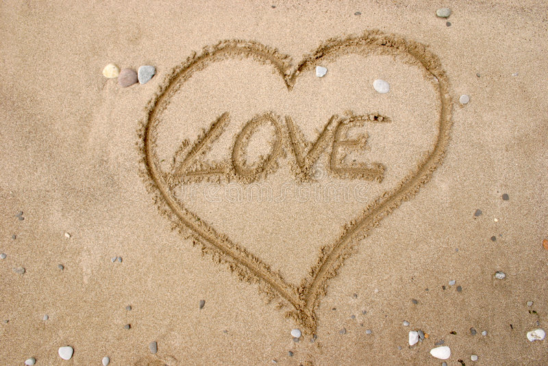 Download αγάπη στοκ εικόνες. εικόνα από λέξη, ύδωρ, αγάπη, βράχος - 92458