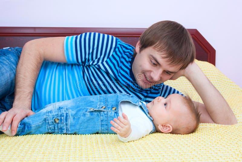 αγάπη s πατέρων στοκ εικόνες