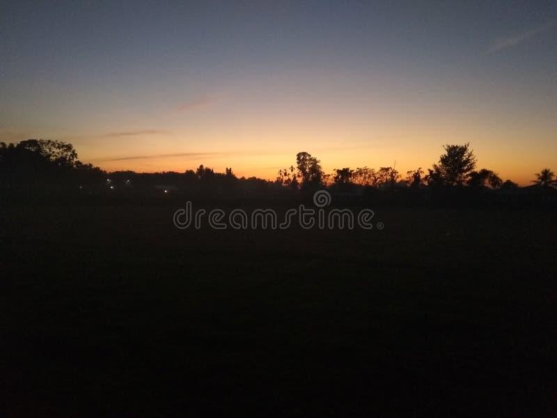 Αγάπη sunsets στοκ εικόνες