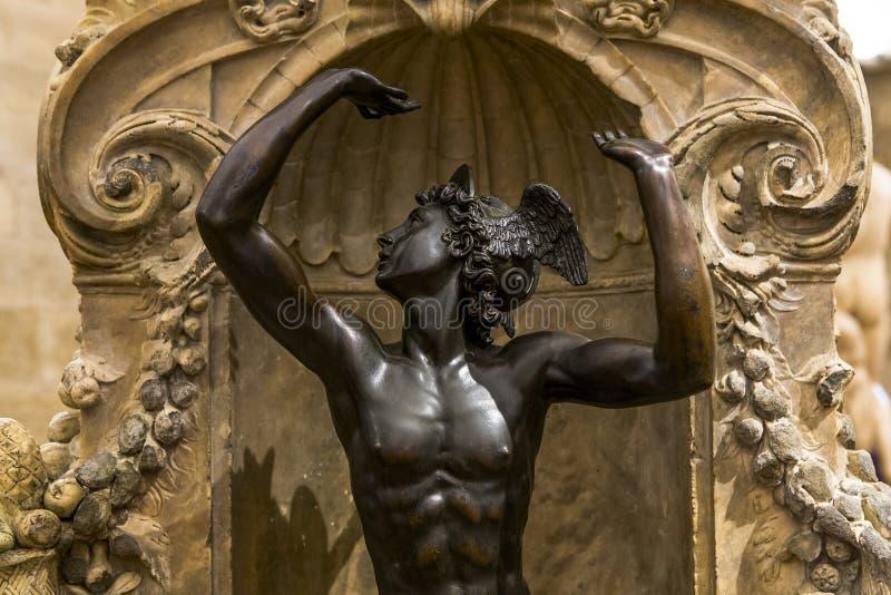 Αγάλματα στο Bargello, Φλωρεντία, Ιταλία στοκ φωτογραφία με δικαίωμα ελεύθερης χρήσης