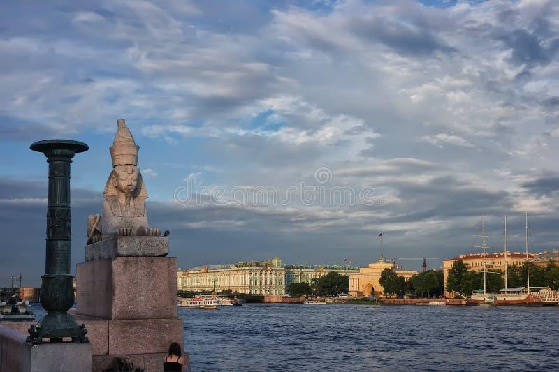 Αγία Πετρούπολη, Ρωσία. στοκ εικόνες