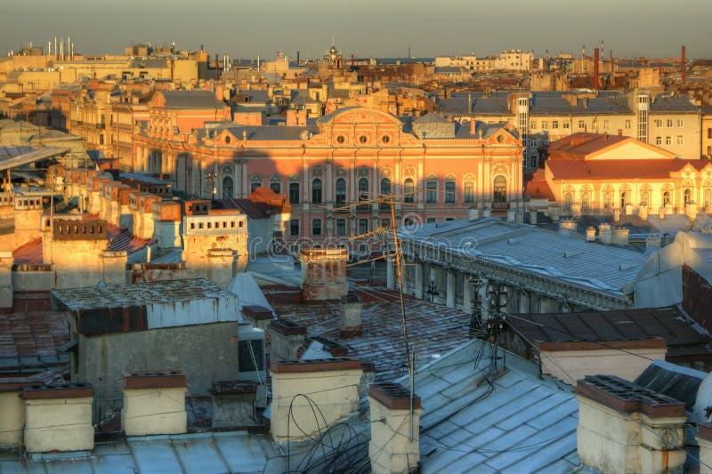 Αγία Πετρούπολη, Ρωσία στοκ εικόνα