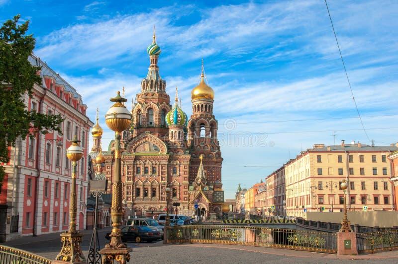 Αγία Πετρούπολη στοκ φωτογραφία με δικαίωμα ελεύθερης χρήσης