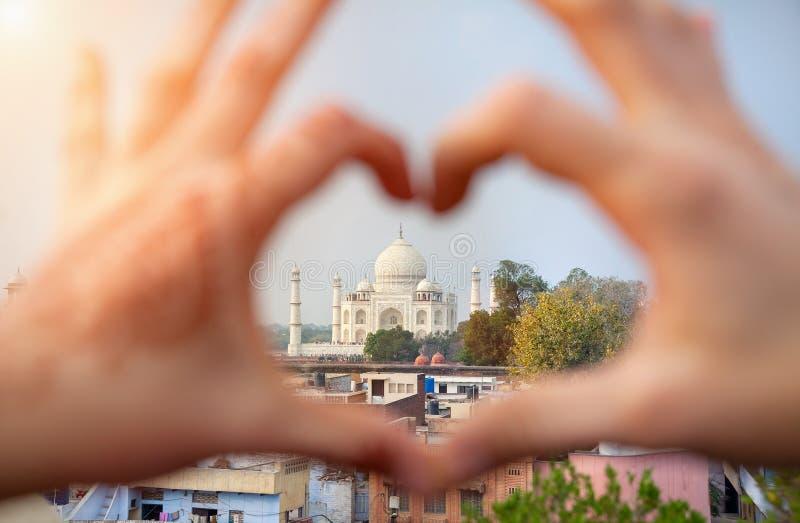 Αγαπώ την έννοια της Ινδίας στοκ φωτογραφία με δικαίωμα ελεύθερης χρήσης