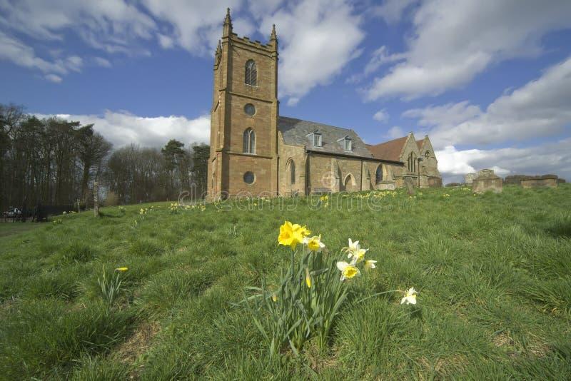 Αγγλία Μεσαγγλίες Worcestershire στοκ εικόνες