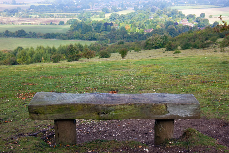 αγγλική παράβλεψη επαρχί&alp στοκ εικόνες