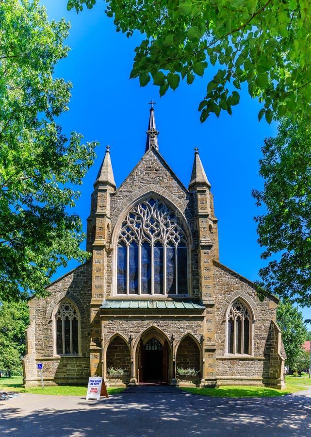 Αγγλικανικό Diocesan Synod Fredericton, Νιού Μπρούνγουικ, Καναδάς στοκ φωτογραφίες με δικαίωμα ελεύθερης χρήσης