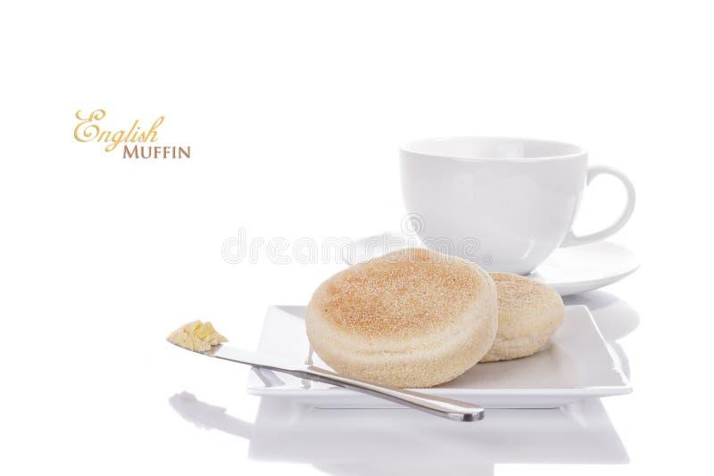Αγγλικά Muffins στοκ εικόνες με δικαίωμα ελεύθερης χρήσης