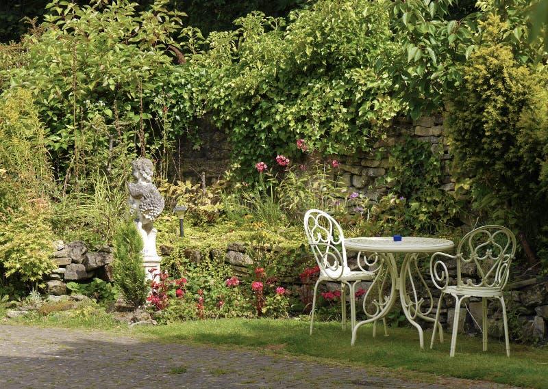 Αγγλικός κήπος στοκ εικόνες
