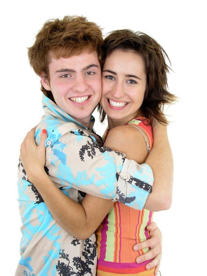 αγκάλιασμα ζευγών στοκ εικόνες με δικαίωμα ελεύθερης χρήσης