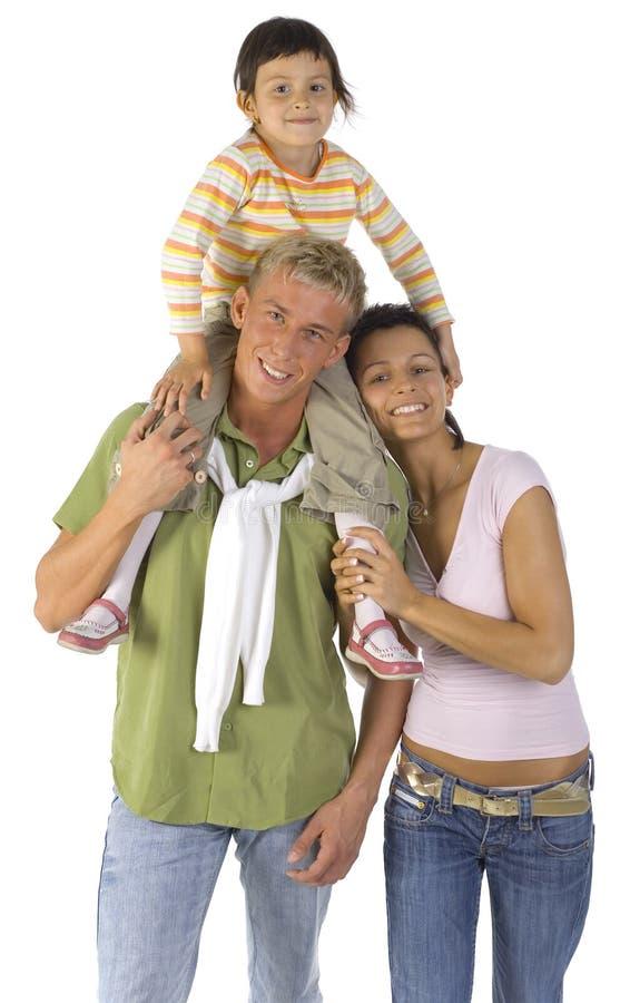 αγκάλιασμα ομάδας στοκ φωτογραφία