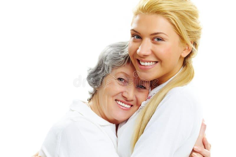 αγκαλιάστε το γλυκό στοκ φωτογραφία