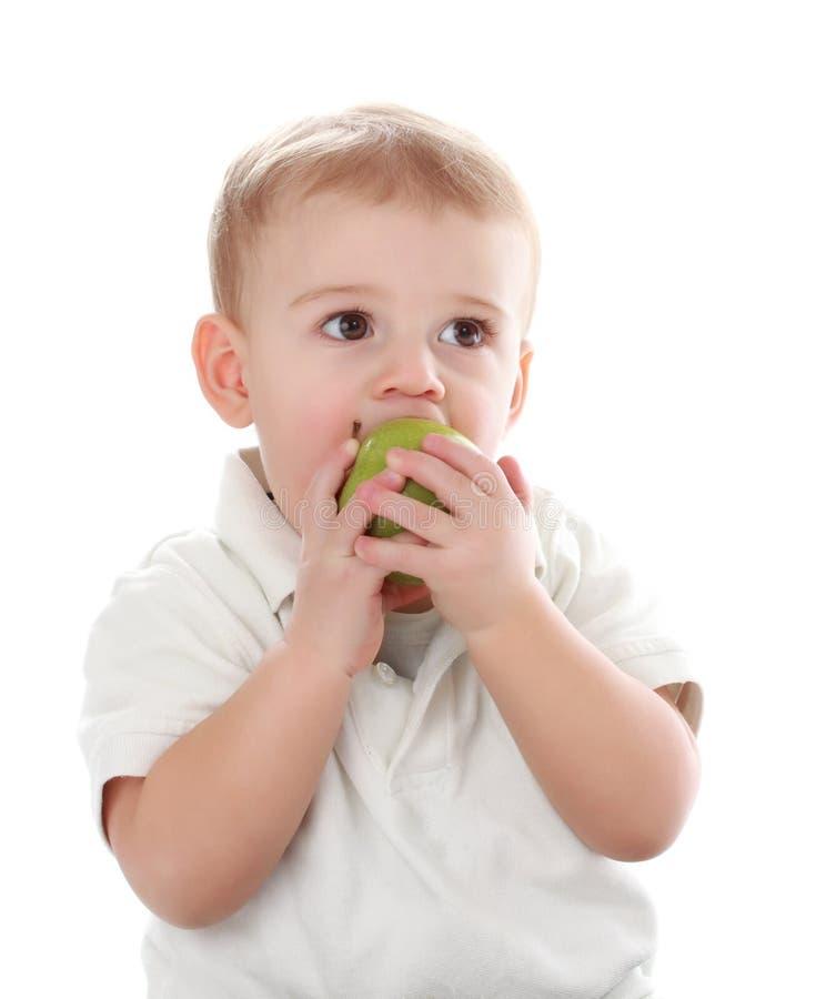 αγοράκι μήλων στοκ φωτογραφία με δικαίωμα ελεύθερης χρήσης