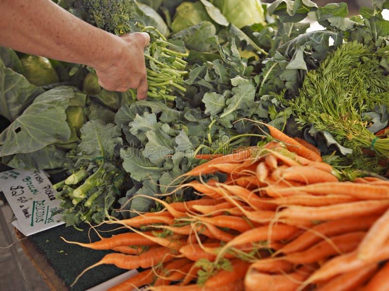 αγορά αγροτών στοκ εικόνα