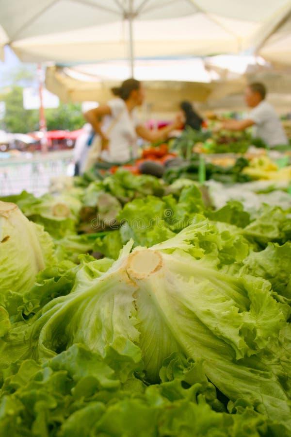 Αγορά αγροτών στοκ φωτογραφία