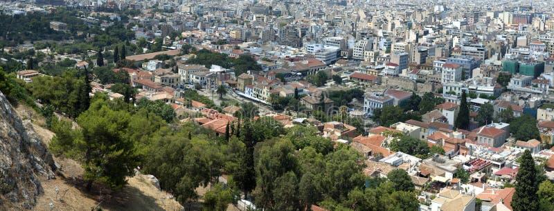 αγορά αρχαία Αθήνα στοκ φωτογραφία με δικαίωμα ελεύθερης χρήσης