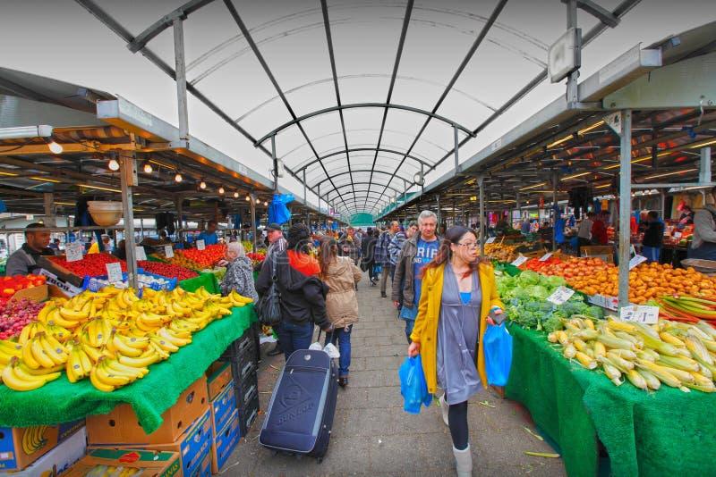 Αγορά κουρελιών του Μπέρμιγχαμ στοκ φωτογραφία με δικαίωμα ελεύθερης χρήσης