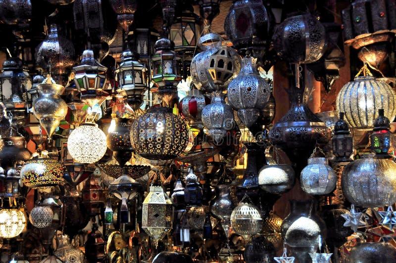αγορά Μαρακές Μαρόκο στοκ φωτογραφία με δικαίωμα ελεύθερης χρήσης