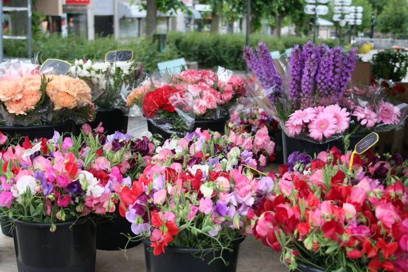 αγορά Σουηδία ημέρας στοκ φωτογραφία