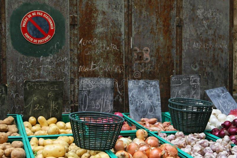 Αγορά στην Προβηγκία στοκ φωτογραφίες