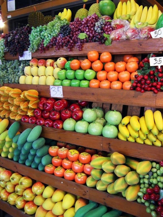 αγορά Ταϊλανδός στοκ εικόνα με δικαίωμα ελεύθερης χρήσης