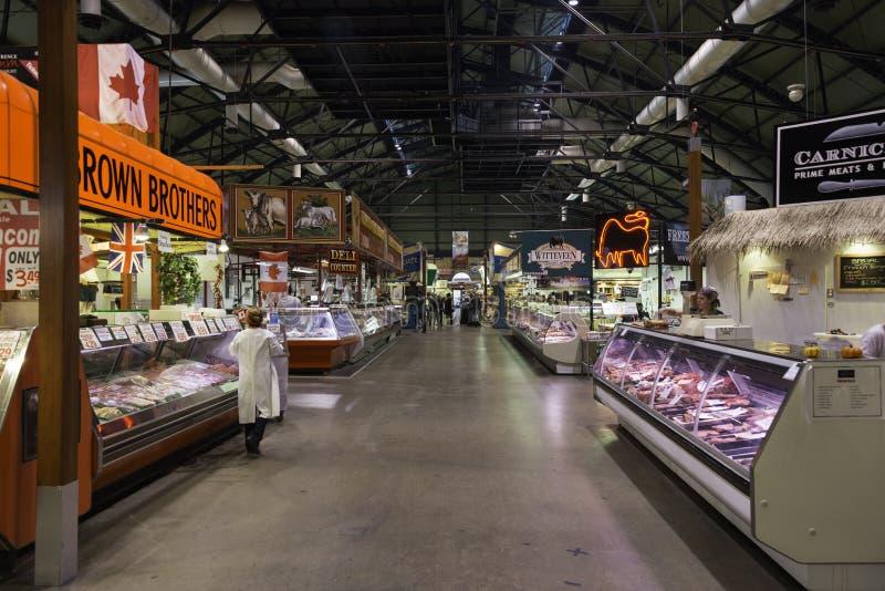 Αγορά του ST Lawrence, Τορόντο στοκ εικόνες