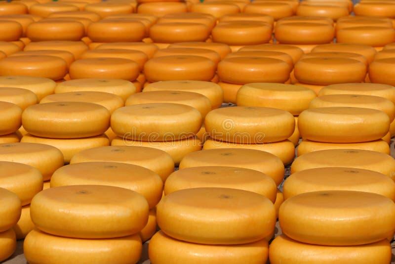 αγορά τυριών στοκ εικόνα με δικαίωμα ελεύθερης χρήσης