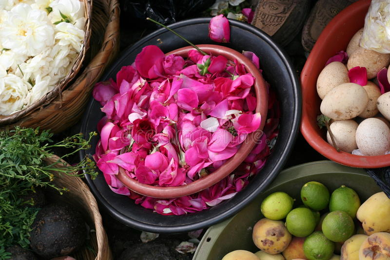 αγορά chichicastenango στοκ εικόνες με δικαίωμα ελεύθερης χρήσης