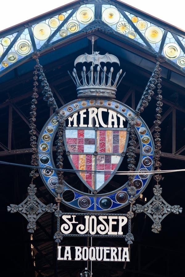 Download αγορά Rambla Άγιος της Βαρκελώνης Joseph Εκδοτική Φωτογραφία - εικόνα από ισπανία, αρώματα: 22798487