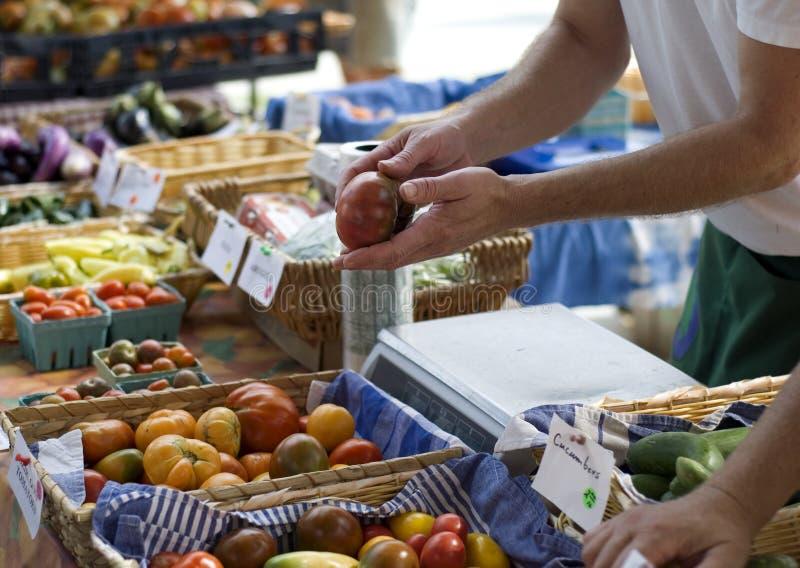 αγορά s αγροτών στοκ φωτογραφίες