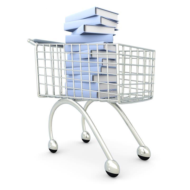 αγορές βιβλίων ελεύθερη απεικόνιση δικαιώματος