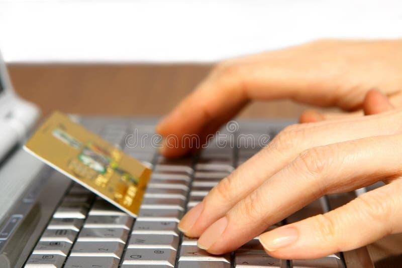 αγορές Διαδικτύου στοκ φωτογραφίες με δικαίωμα ελεύθερης χρήσης
