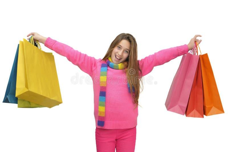 αγορές διασκέδασης στοκ φωτογραφίες