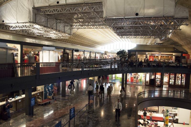 Αγορές σταθμών ένωσης στοκ φωτογραφία με δικαίωμα ελεύθερης χρήσης