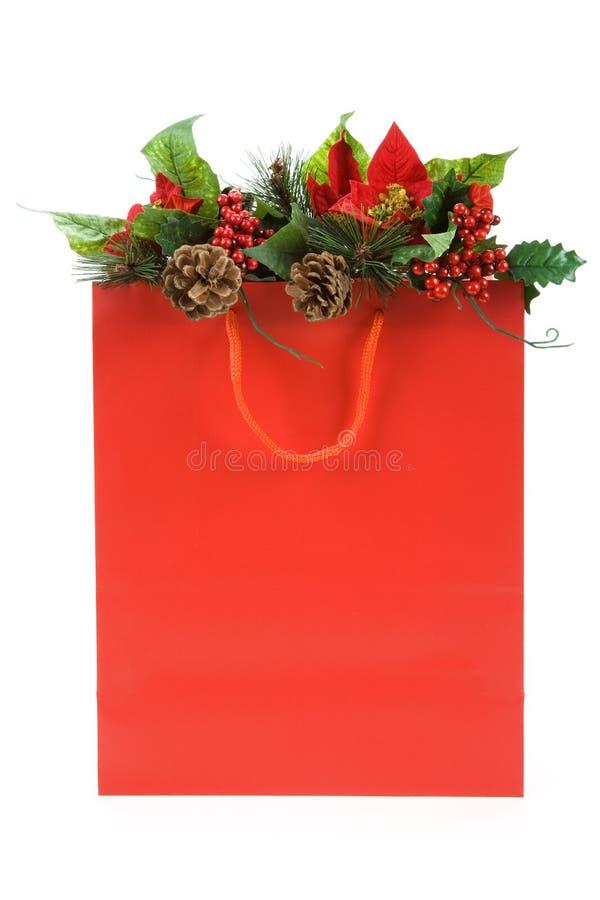 αγορές Χριστουγέννων τσ&alpha στοκ εικόνες