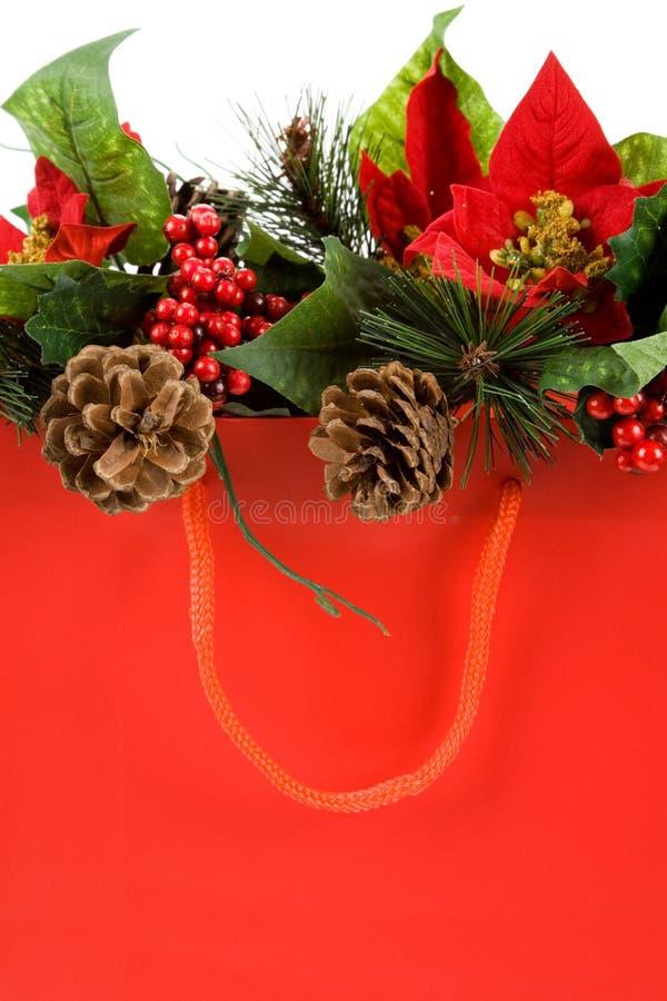 αγορές Χριστουγέννων τσ&alpha στοκ φωτογραφίες