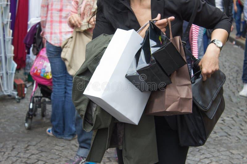 Αγορές στοκ φωτογραφίες