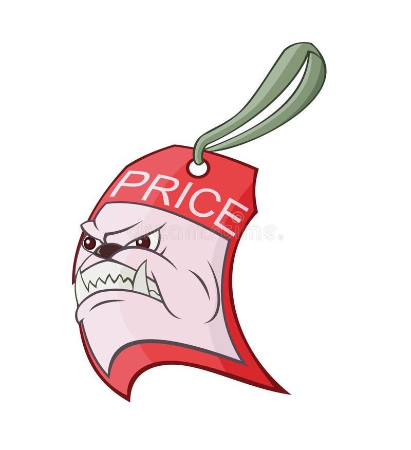 Download αγοραστές που βρυχώνται p διανυσματική απεικόνιση. εικονογραφία από κατάστημα - 17050693