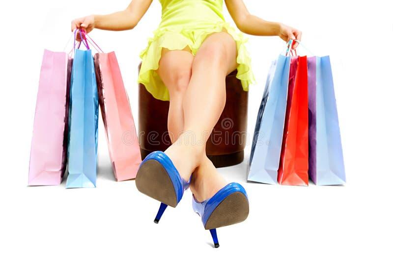 Download αγοραστής ποδιών στοκ εικόνες. εικόνα από άνθρωποι, γοητευτικός - 17054334