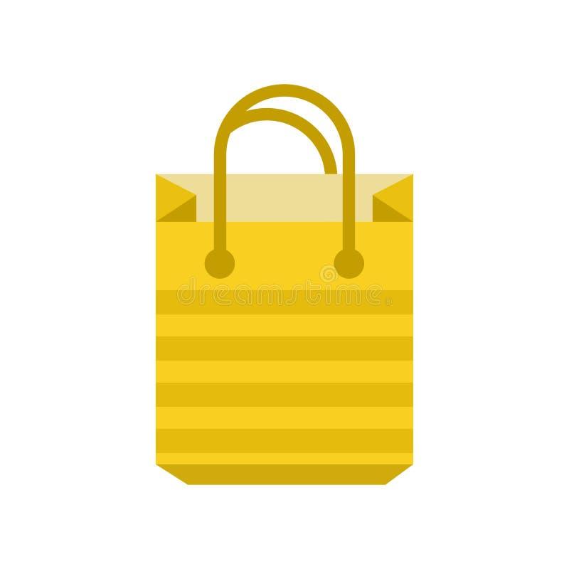 Αγορών τσαντών σημάδι και σύμβολο εικονιδίων διανυσματικό που απομονώνονται στο άσπρο backg ελεύθερη απεικόνιση δικαιώματος