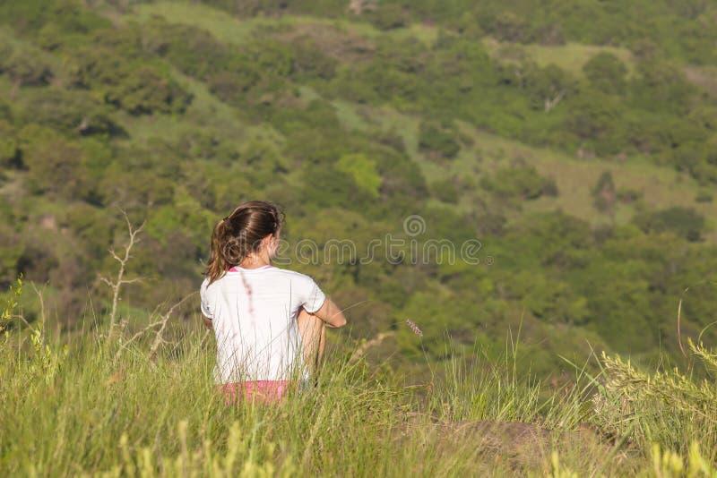Αγριότητα συνεδρίασης κοριτσιών στοκ φωτογραφία με δικαίωμα ελεύθερης χρήσης