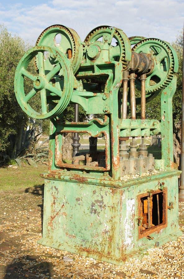 αγροτικά μηχανήματα παλαι στοκ φωτογραφίες με δικαίωμα ελεύθερης χρήσης
