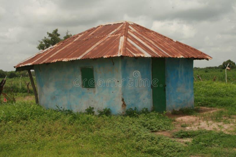 Αγροτική αφρικανική κουζίνα στοκ φωτογραφίες με δικαίωμα ελεύθερης χρήσης