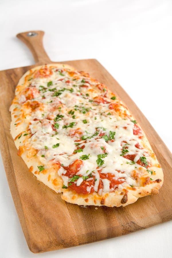 Αγροτική πίτσα στοκ φωτογραφία με δικαίωμα ελεύθερης χρήσης