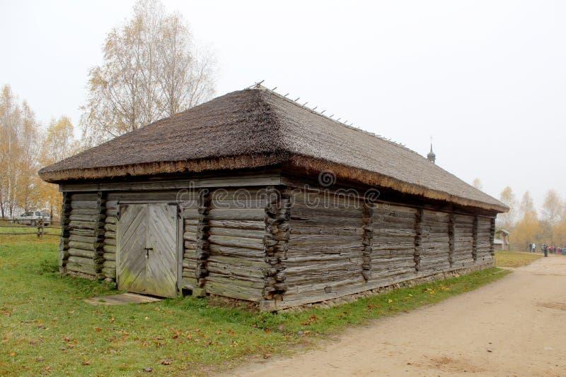 Αγροτικό κτήριο των προγόνων μου στοκ εικόνα με δικαίωμα ελεύθερης χρήσης